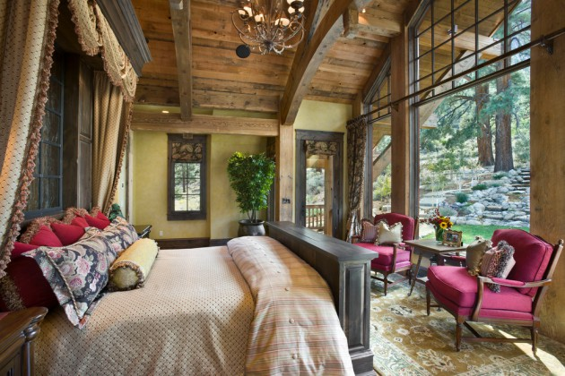 15 Soothing Rustic Bedroom Interiors For The Ultimate Relaxation