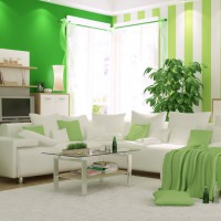 Green In Your Interior- 16 Fascinating Design Ideas