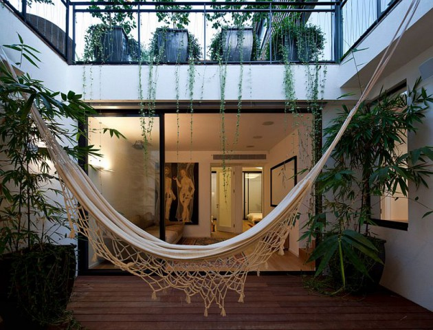 15 Really Cool Outdoor Hammock Designs