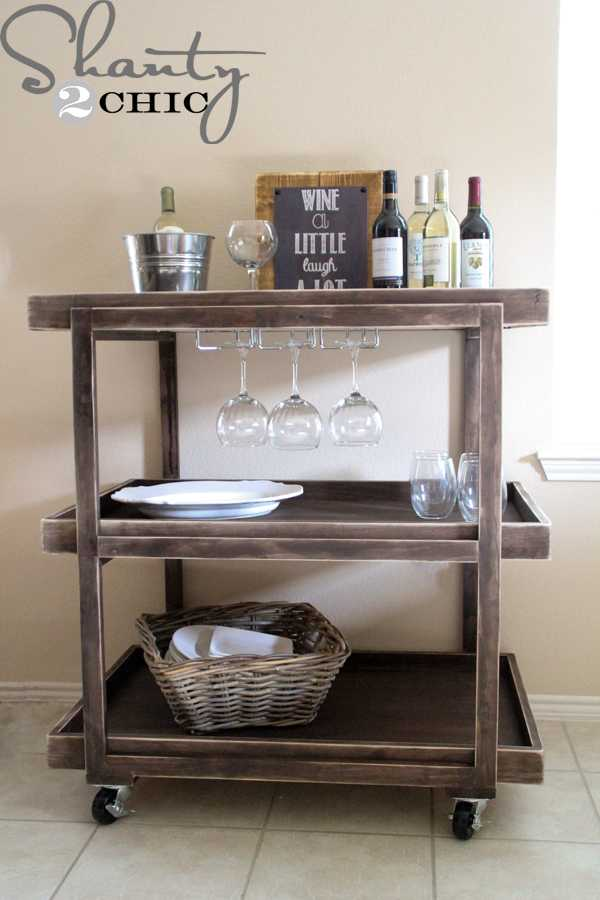 Top 40 Best Home Bar Designs And Ideas For Men: 16 Great DIY Small Home Bar Ideas For The Next Party