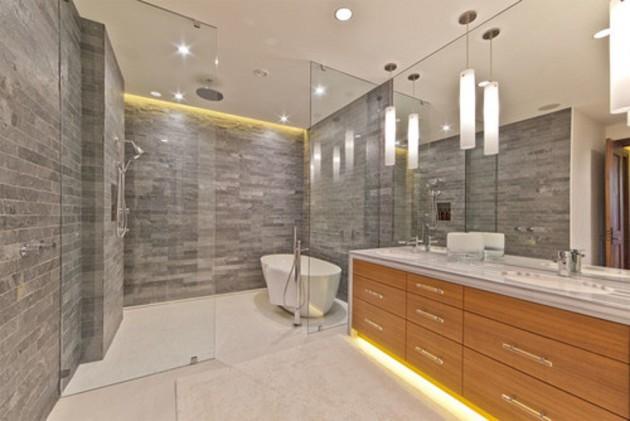 Ideas For Led Lighting In The Bathroom