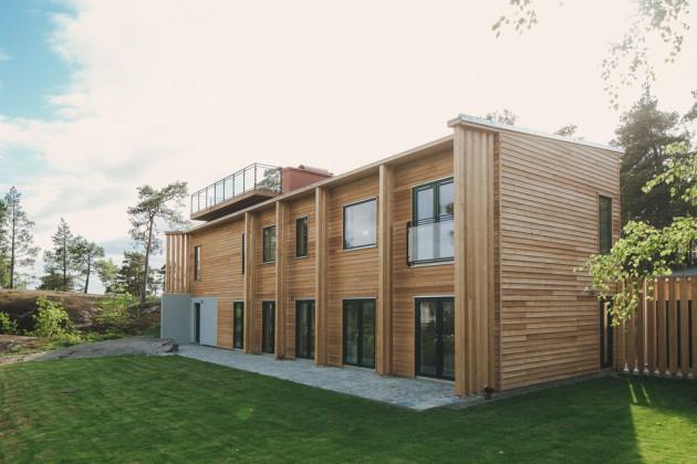 16 Astonishing Scandinavian Home Exterior Designs That
