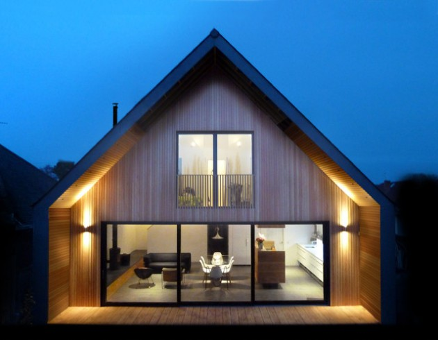 16 Astonishing Scandinavian Home Exterior Designs That ...