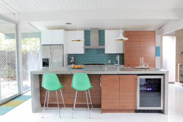 16 Charming Mid-Century Kitchen Designs That Will Take You Back To ...