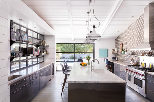 16 Charming Mid-Century Kitchen Designs That Will Take You Back To The Vintage Era