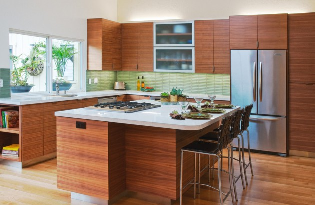 16 Charming Mid Century Kitchen Designs That Will Take You