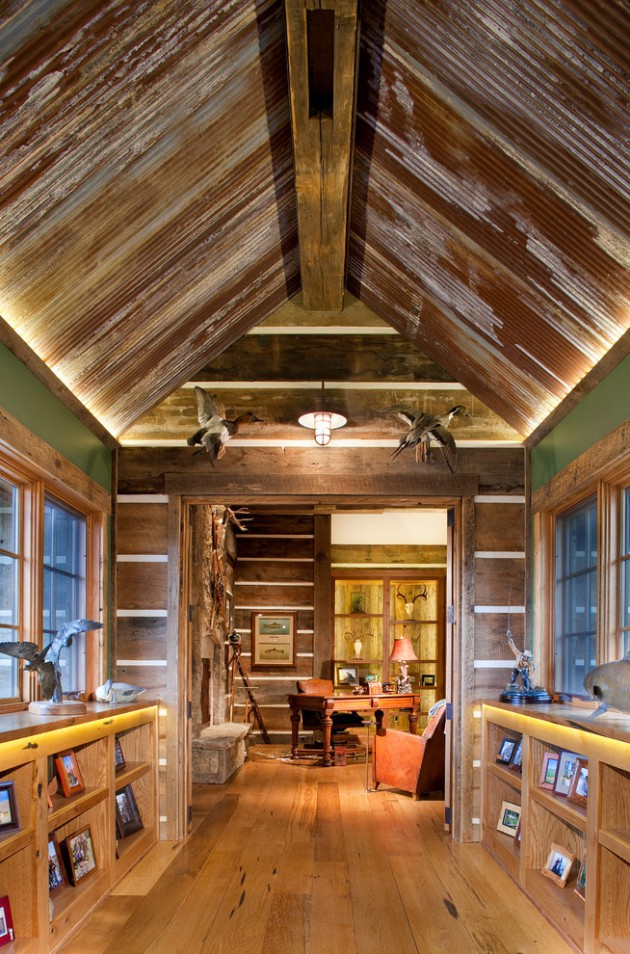 Traditional Kitchen Designs: 16 Great Rustic Hallway Designs That Will Give You Amazing