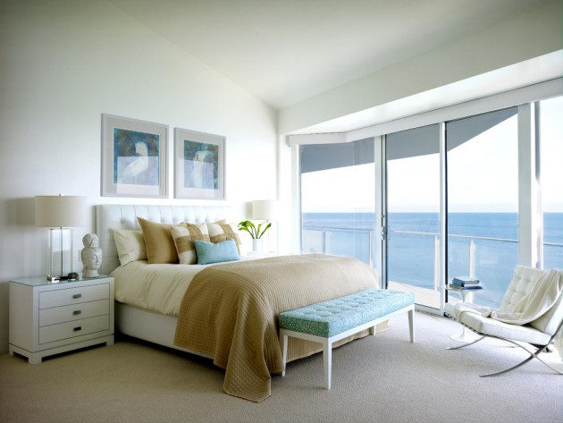 16 Soothing Coastal Bedroom Designs Are The Perfect Place To Wake Up In