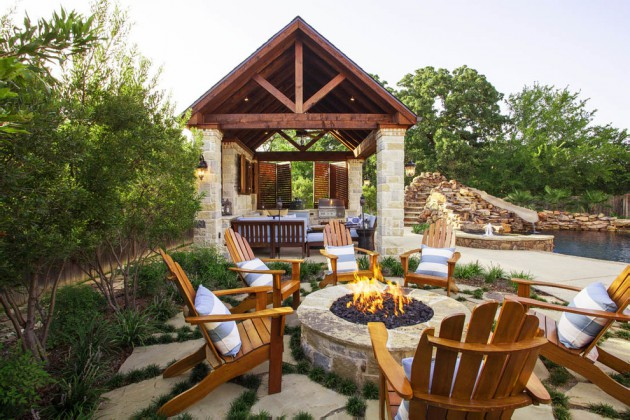 16 Unbelievable Rustic Patio Setups To Help You Enjoy The