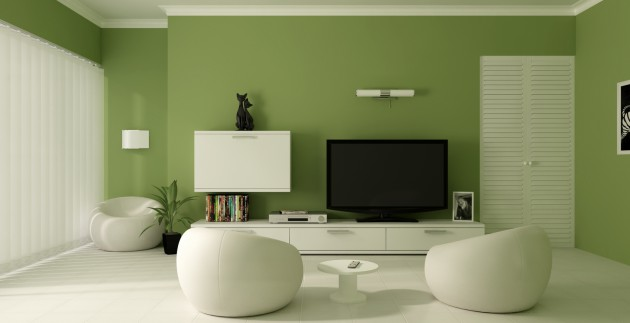 Green In Your Interior- 16 Fascinating Design Ideas