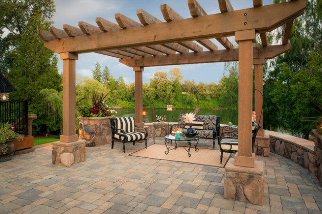 19 Delightful Pergola Designs That WIll Provide Enjoyable Outdoor Stay
