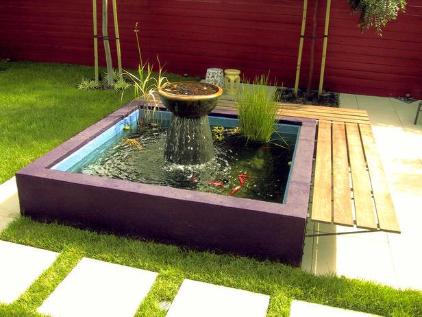 Attracitve Fish Pond In Your Backyard- 23 Impressive Ideas