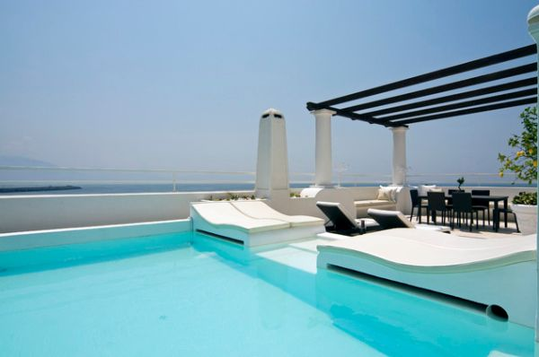 17 Extremely Amazing Swimming Pools With Lounge Area