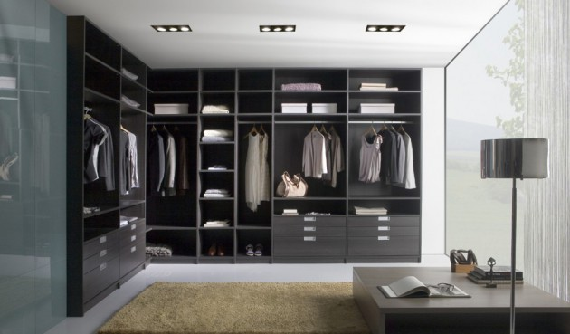 17 Beautiful Open Closet Designs For Sophisticated Home