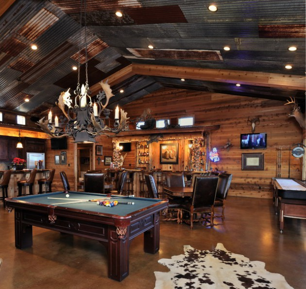 Home Design Ideas Game: The Best 16 Ideas To Transform The Attic Into Fun Game Room