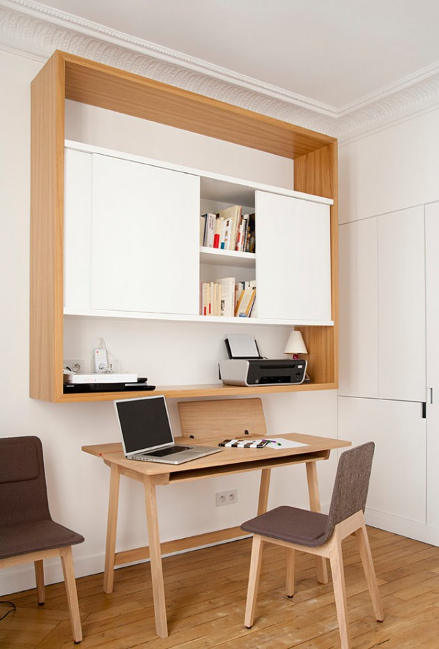 Modern Home Interiors: 17 Incredible Scandinavian Home Office Designs To Boost