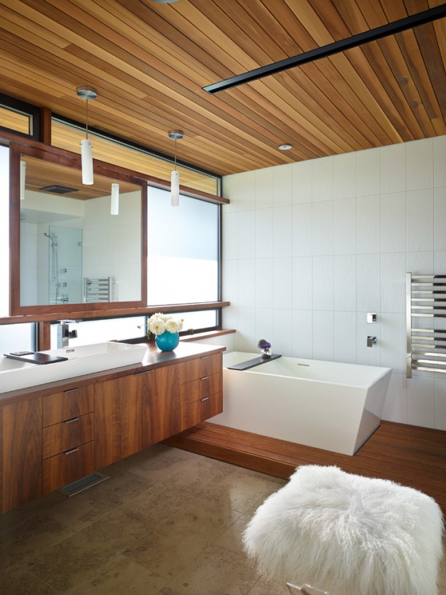 17 Outstanding Mid-Century Bathrooms That Will Give A Vintage Look To Your Home