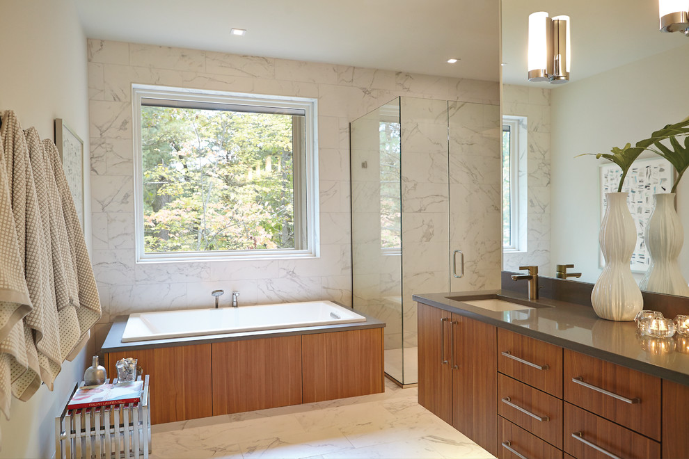 17 outstanding mid century bathrooms that will give a vintage look to your home bathroom mid century