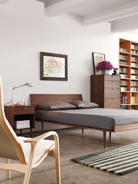 17 Simply Stunning Mid Century Bedrooms Youre Going To Fall In Love With