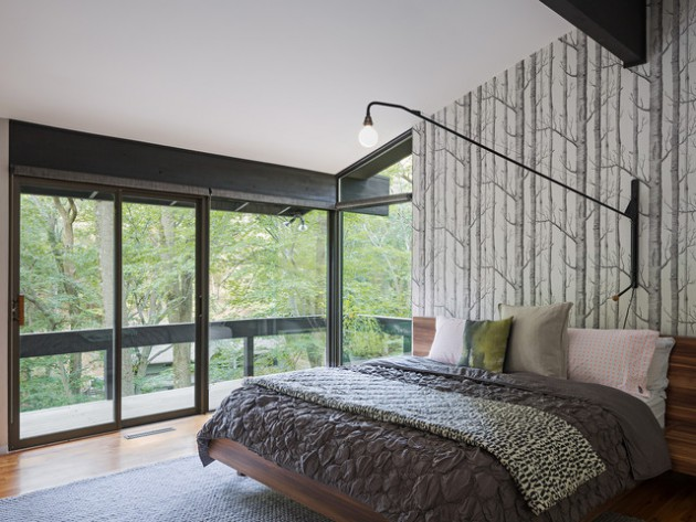 17 Simply Stunning Mid-Century Bedrooms You're Going To Fall In Love With