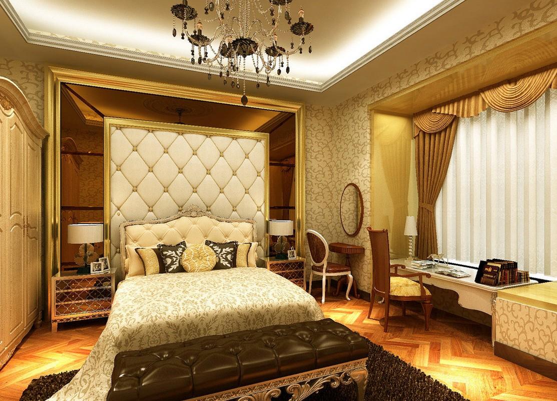 Gold In Your Interior- 18 Stunning Design Ideas