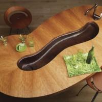 18 Unusual But Cool Kitchen Sink Design Ideas
