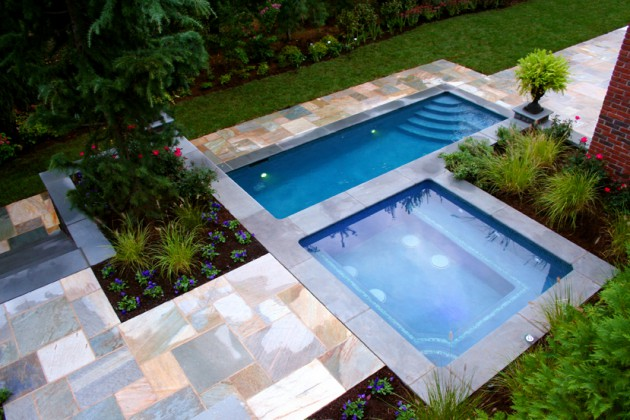 Beautiful Small Swimming Pool Designs For Big Pleasure In Your Backyard