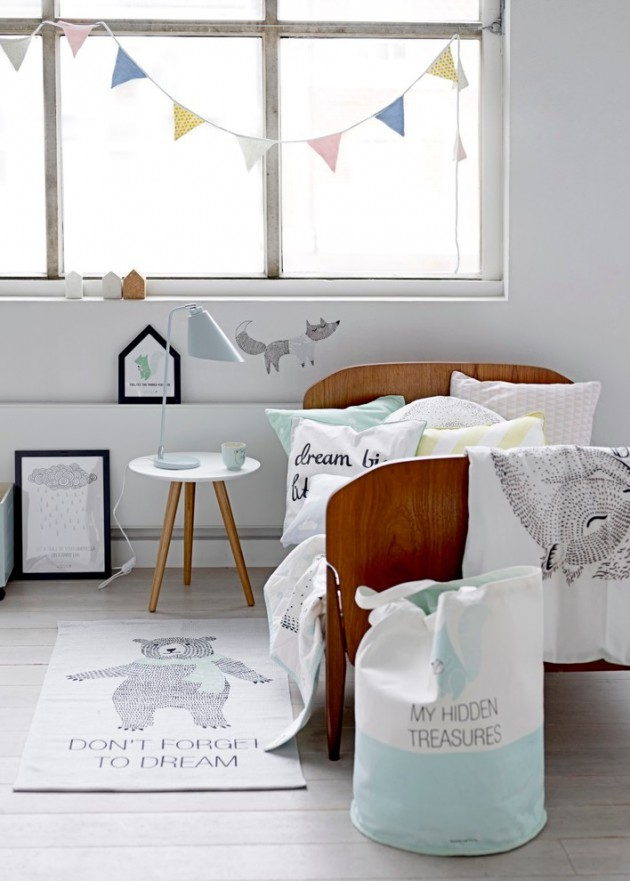 18 Compelling Scandinavian Kids Room Designs That Kids Cant Resist