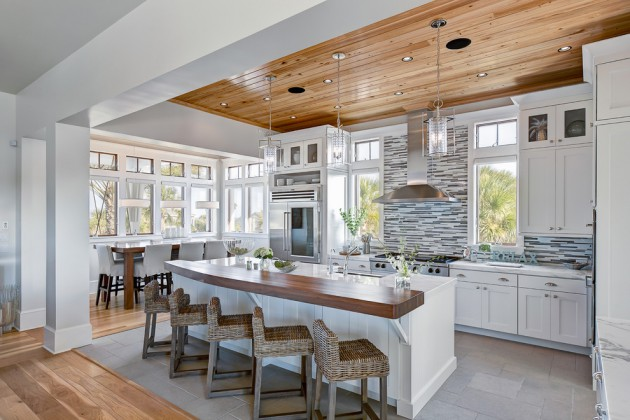 Coastal Kitchen Ideas Fantastic Coastal Kitchen Designs For Your Beach House Or Villa