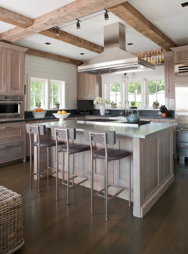 18 Fantastic Coastal Kitchen Designs For Your Beach House or Villa