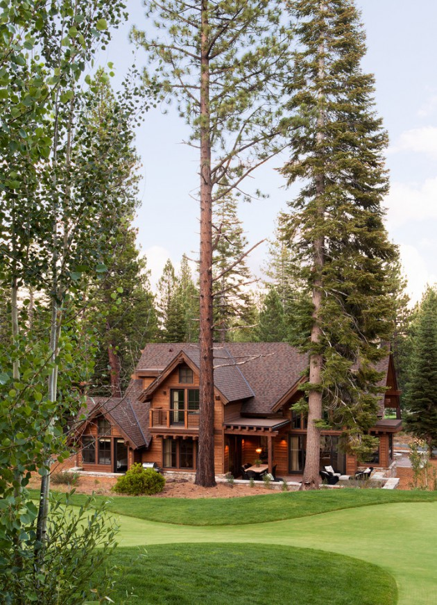 18 Formidable Rustic Homes That Will Make You Jealous Of The Owners