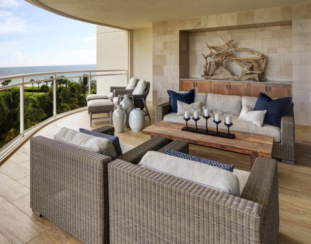 18 Inspiring Coastal Patio Designs That Will Fill Your Eyes And Your Heart