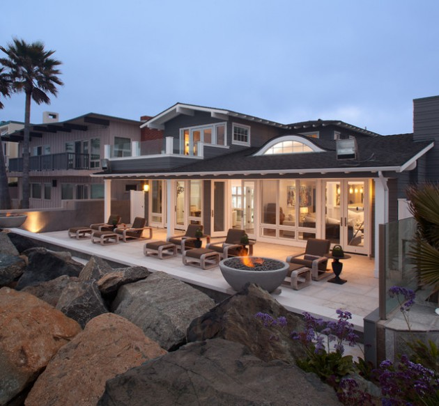 18 Inspiring Coastal Patio Designs That Will Fill Your ...