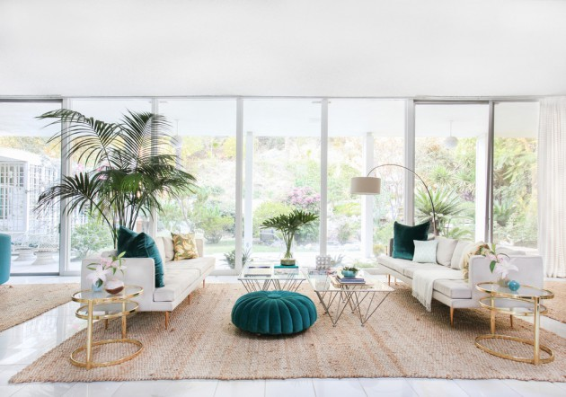 Tranquil Coastal Living Rooms To Ensure Your fort