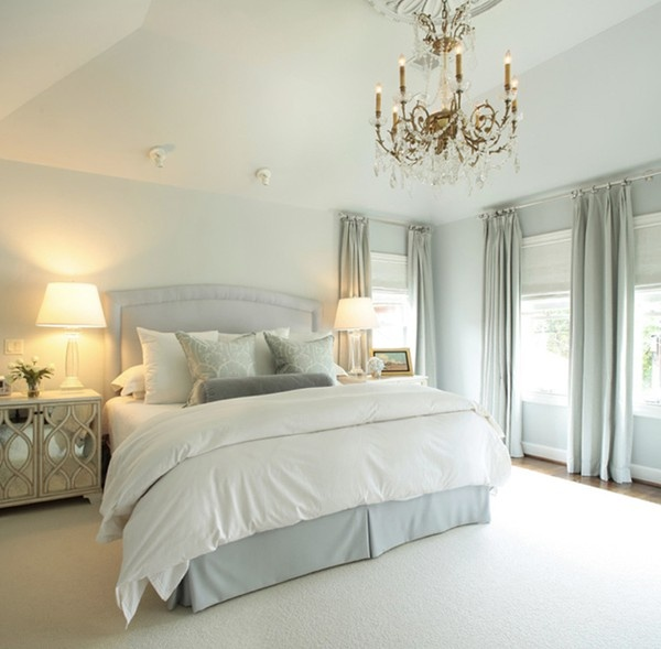 Bedroom Design Pinterest Master Bedroom Black Furniture Light Blue Bedroom Colours Ideas For Bedrooms For Girls: 21 Pastel Blue Bedroom Design Ideas