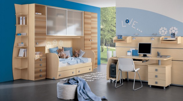 19 Impressive Modern Child's Room Design Ideas