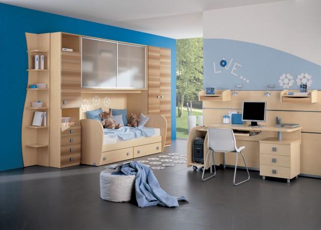 19 Impressive Modern Child's Room Design Ideas