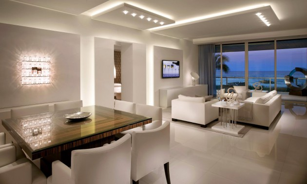 Led Lighting Ideas For Contemporary Homes