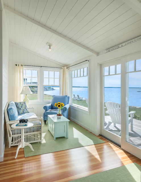 20 Peaceful Coastal Conservatory Designs You Can Enjoy All