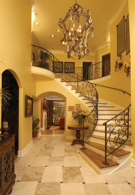 14 Glamourous Entrance Hall Designs For Extravagant Home