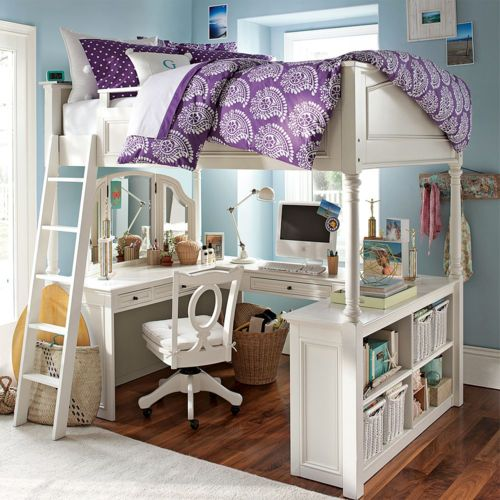 18 Super Smart Ideas of Bunk Beds With Desk