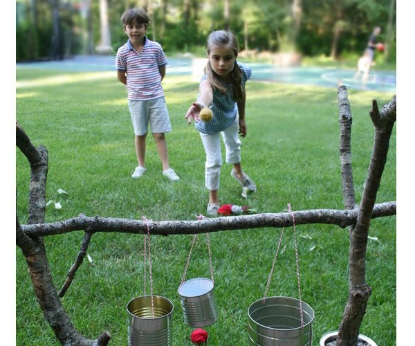 17 Clever DIY Ideas To Make Garden Playground For The Kids