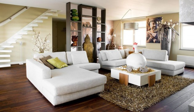 16 Functional Ideas For Cozy Living Room
