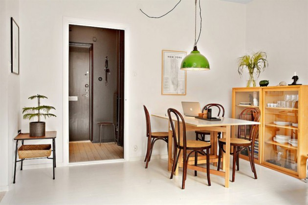 Delicieux 14 Functional Dining Room Ideas For Small Apartments
