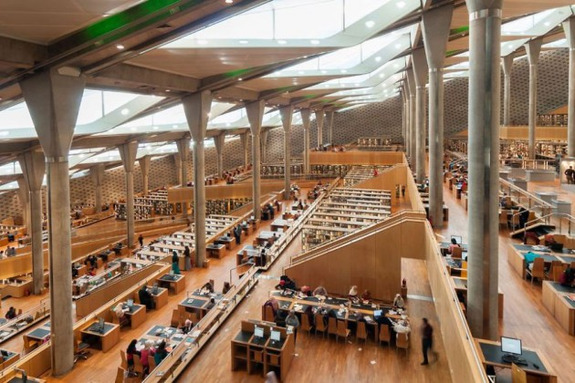 16 Fascinating Libraries That Will Leave You Speechless