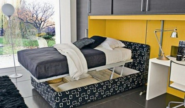 12 Quality Options For Extra Storage In The Bedroom