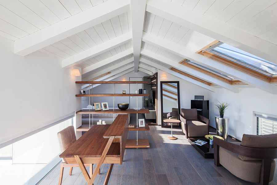 16 alluring home office deisngs with skylights alluring home office