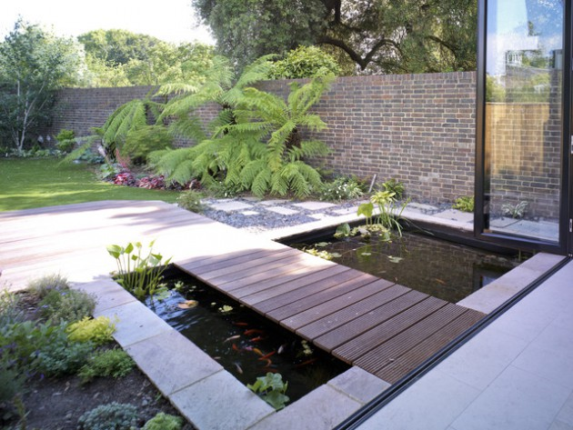 Attracitve Fish Pond In Your Backyard  23 Impressive Ideas