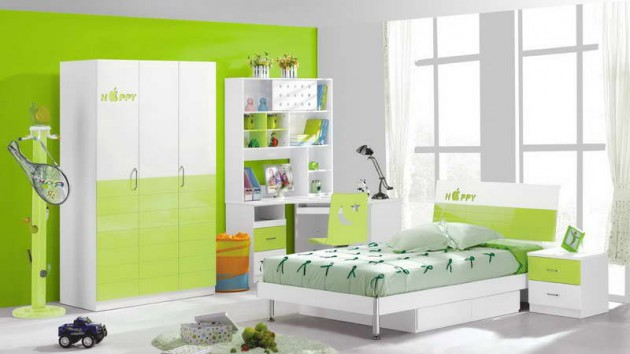 19 Impressive Modern Childs Room Design Ideas
