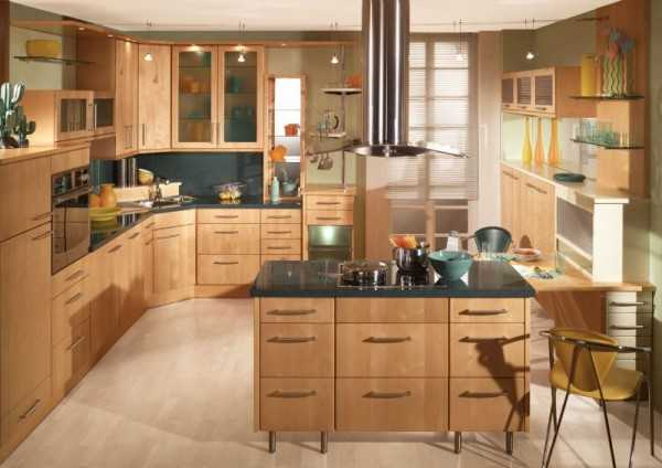 16 Stunning Designs Of Classy Wooden Kitchens